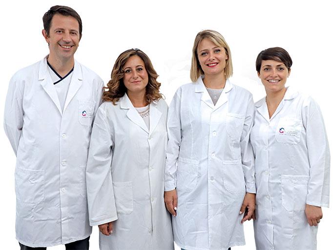 Staff Studio Medico dott. Landino Salerno